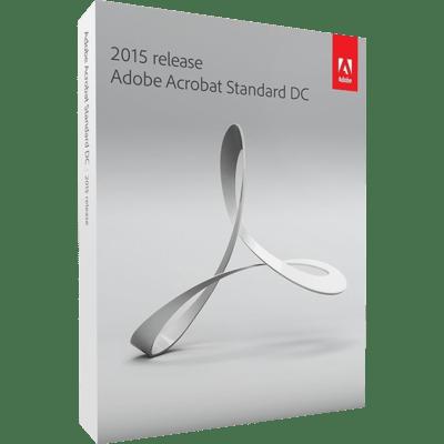 Download Adobe Acrobat Standard DC Online