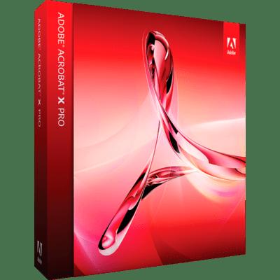 Download Adobe Acrobat X Pro Online