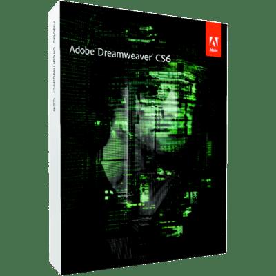 Download Adobe Dreamweaver CS6 Online