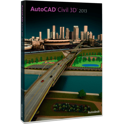 Download Autodesk AutoCAD Civil 3D 2013 Online