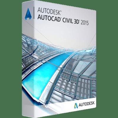 Download Autodesk AutoCAD Civil 3D 2015 Online