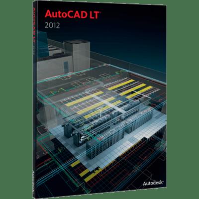 Download Autodesk AutoCAD LT 2012 Online