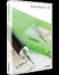 Download Autodesk AutoSketch 10 Online