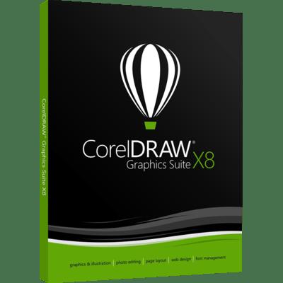 Download CorelDRAW Graphics Suite X8 Online
