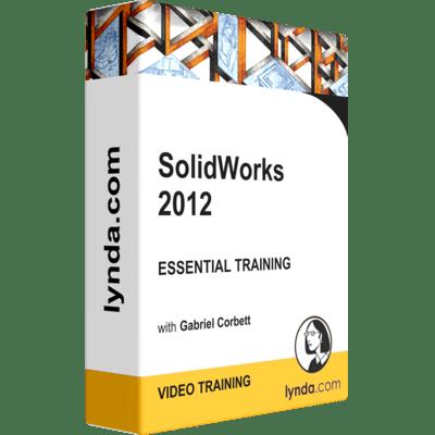 Buy Lynda com - SolidWorks 2012 Essential Training Online - PC Turbo Soft