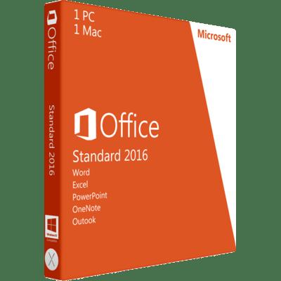 Download Microsoft Office Standard 2016 Online