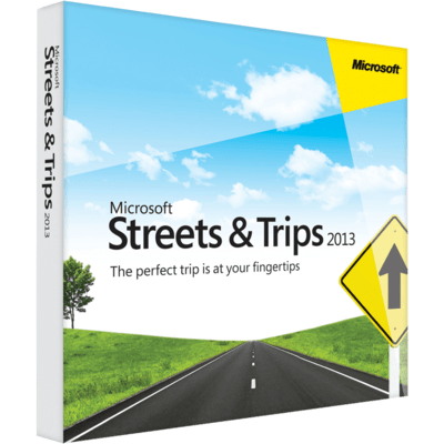 Download Microsoft Streets & Trips 2013 Online