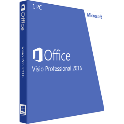 Download Microsoft Visio Professional 2016 Online
