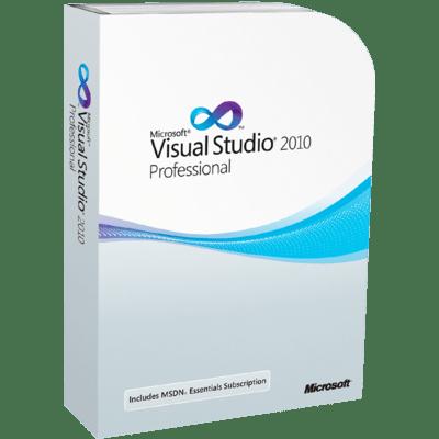 Download Microsoft Visual Studio 2010 Professional Online