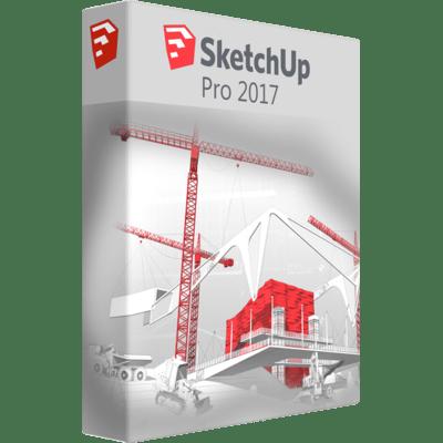 Download SketchUp Pro 2017 Online