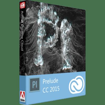 Buy Adobe Prelude CC 2015 Online