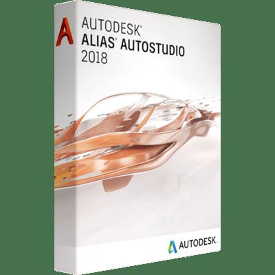 Buy Autodesk Alias AutoStudio 2018 Online