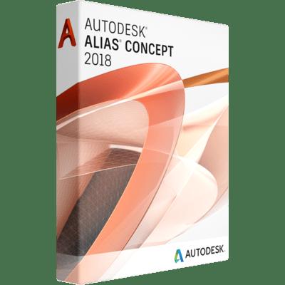 Buy Autodesk Alias Concept 2018 Online