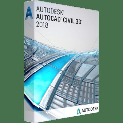 Buy Autodesk AutoCAD Civil 3D 2018 Online