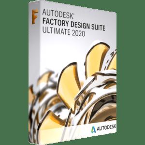 Autodesk Factory Design Suite Ultimate 2020