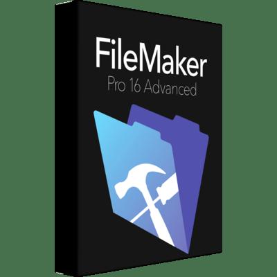 FileMaker Pro 16 Advanced